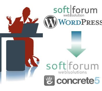 WordPress meets Concrete5